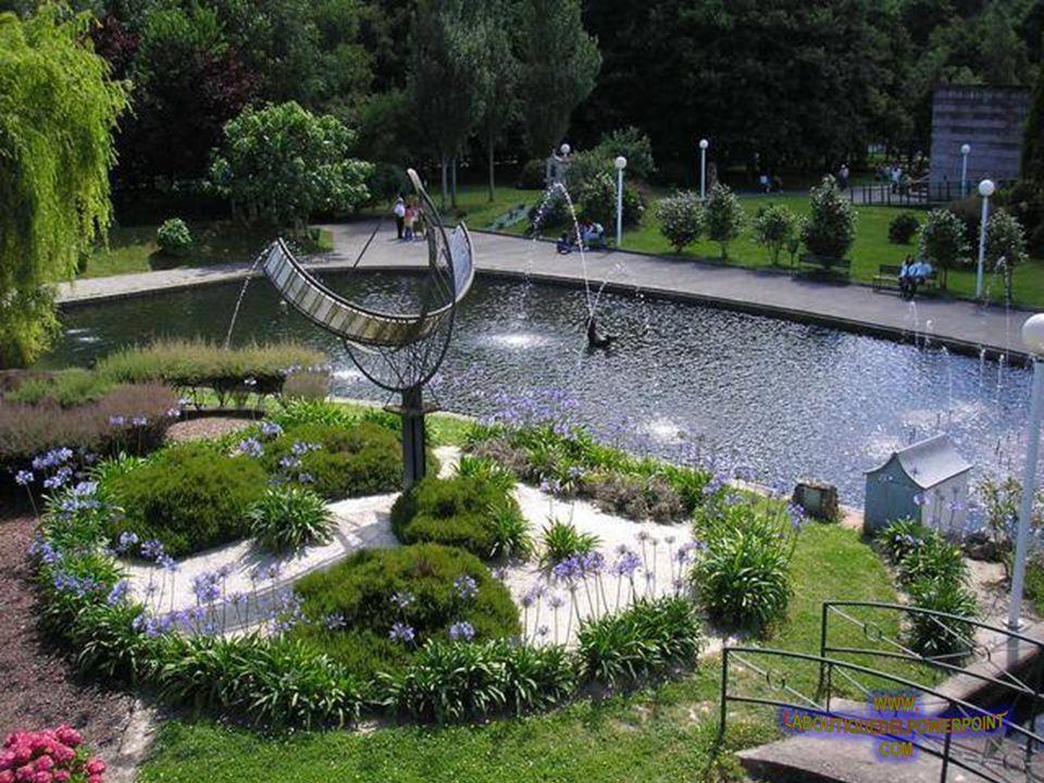 Un parque con fines did á cticos creado en 1893 y que a ú n conserva su atractivo, donde no faltan curiosidades hist ó ricas y divertidas propuestas.