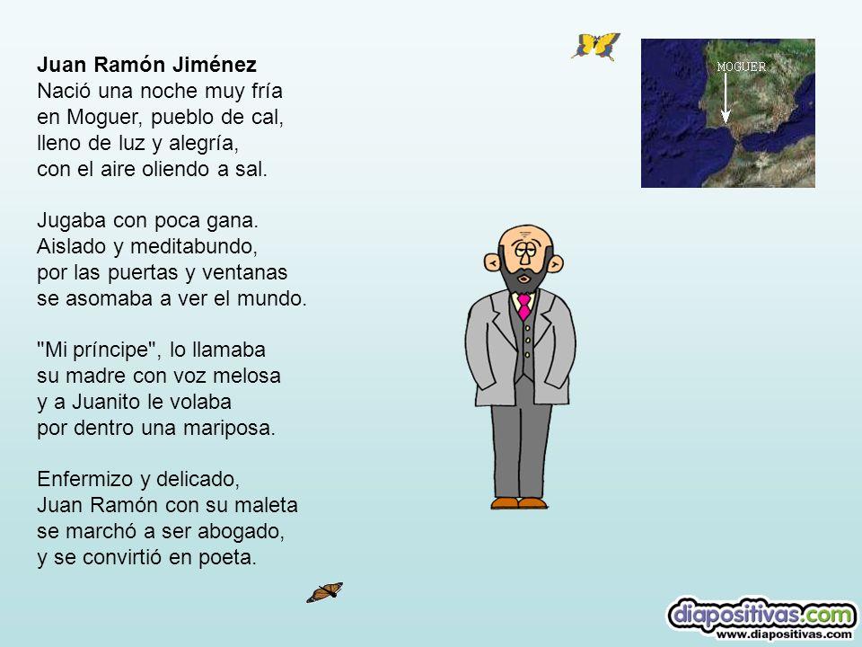 Pequeño homenaje a: Juan Ramón Jimenez Pik