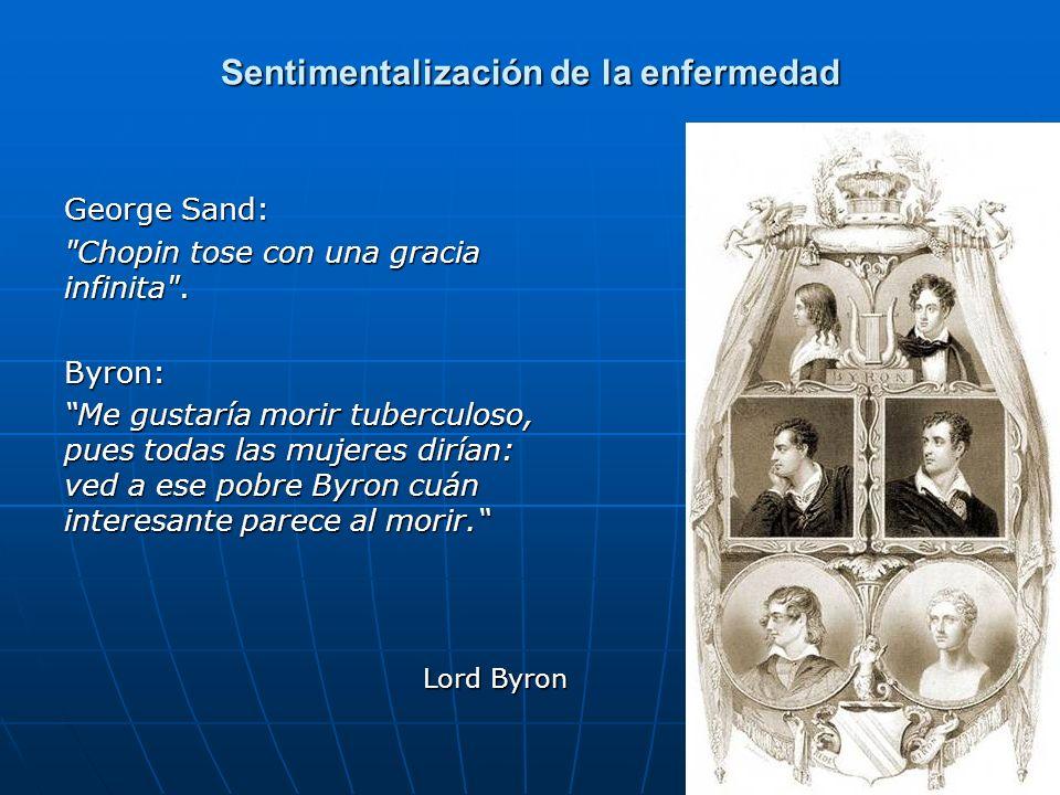 51 Sentimentalización de la enfermedad George Sand: