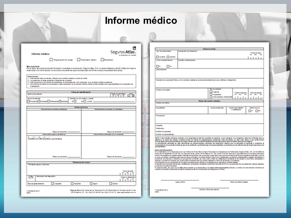 Informe médico