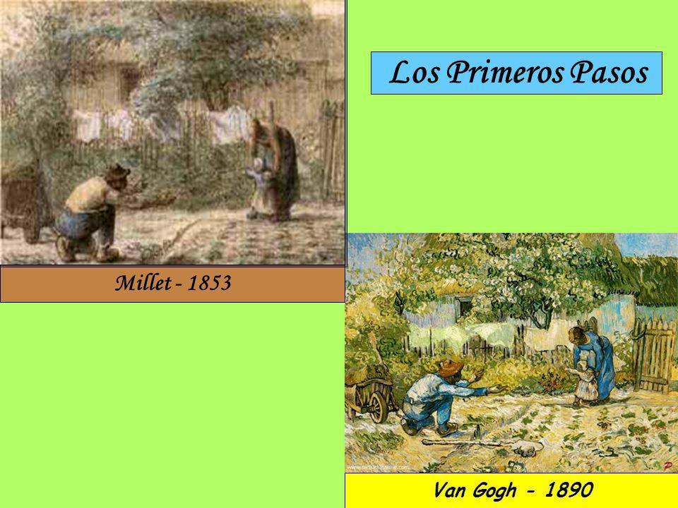 Van Gogh - Millet: Relación obsesiva En 1999 en el museo de Orsay, Paris, se hizo una exposición titulada: Van Gogh-Millet: Una relación obsesiva. Los