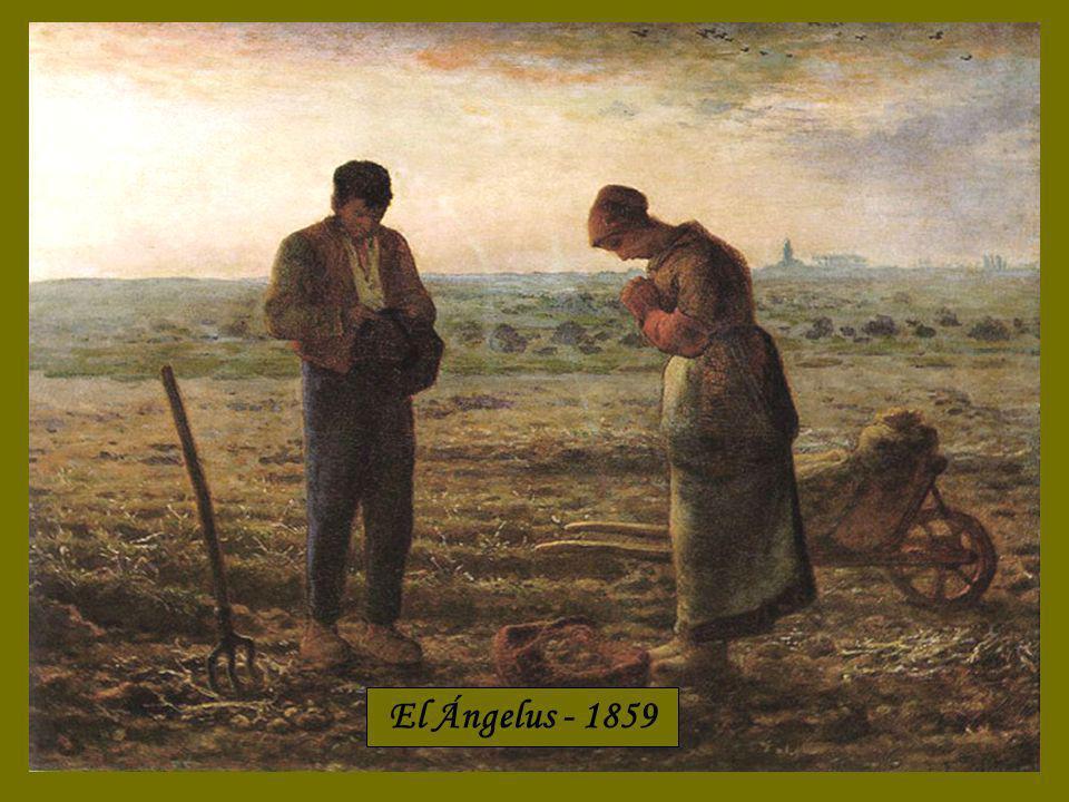 Las Espigadoras - 1857