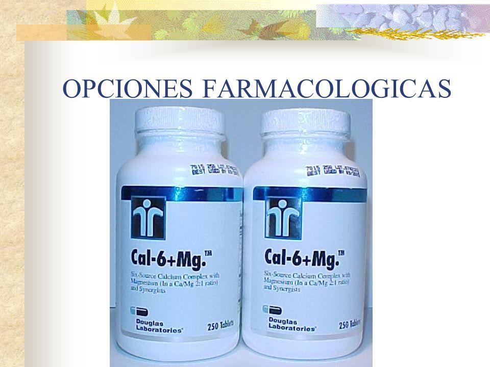 Recomendaciones de la SAO Mujeres posmenopáusicas sin fracturas previa, sin factores de riesgo, con un T- Score -2,5 por DXA Mujeres premenopáusicas y varones con osteoporosis Pacientes que reciben terapia con corticoides crónica.