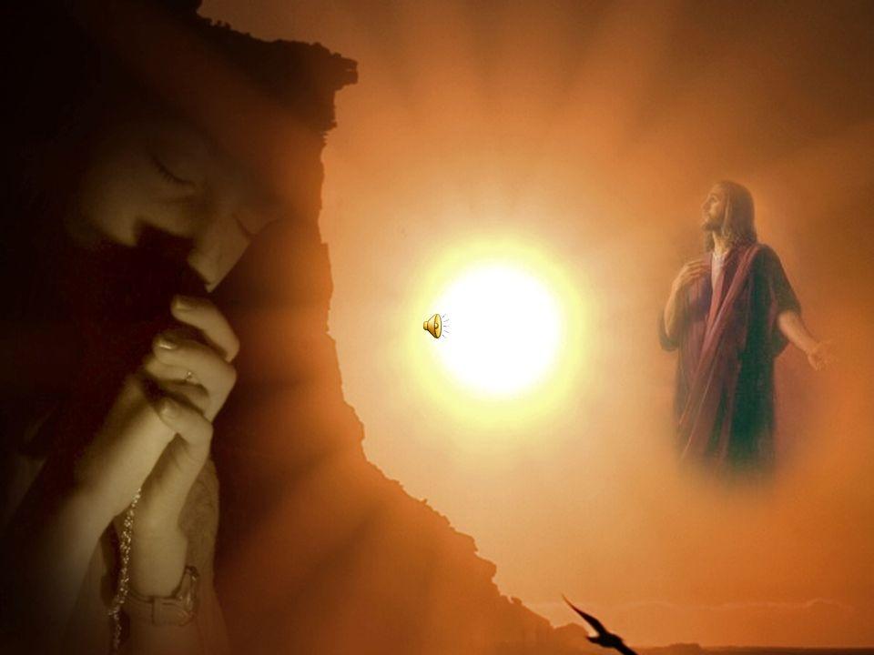 Santo. Santo santo tú eres (Bis) Tú que estás sentado en medio de querubines tu gloria llena la tierra tú gloria llena mi ser Por eso canto aleluya a