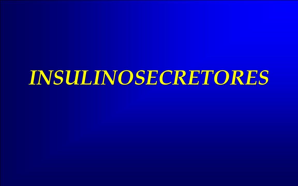 INSULINOSECRETORES