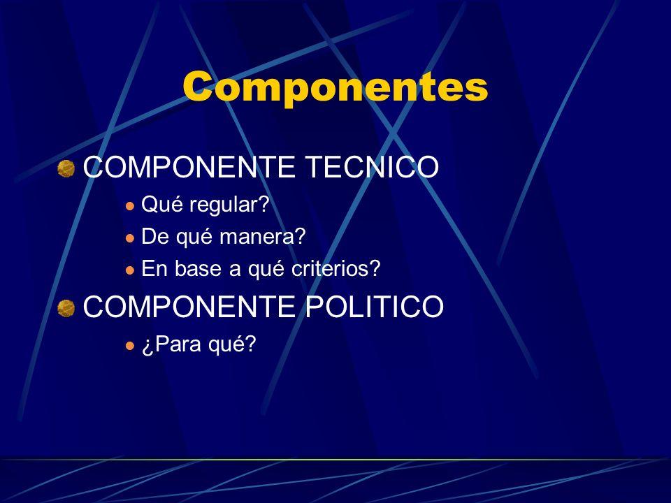 Dimensión social Stark (1991) un conjunto de prácticas y reglamentaciones mediante las cuales el gobierno modifica u orienta la conducta y/o la estruc