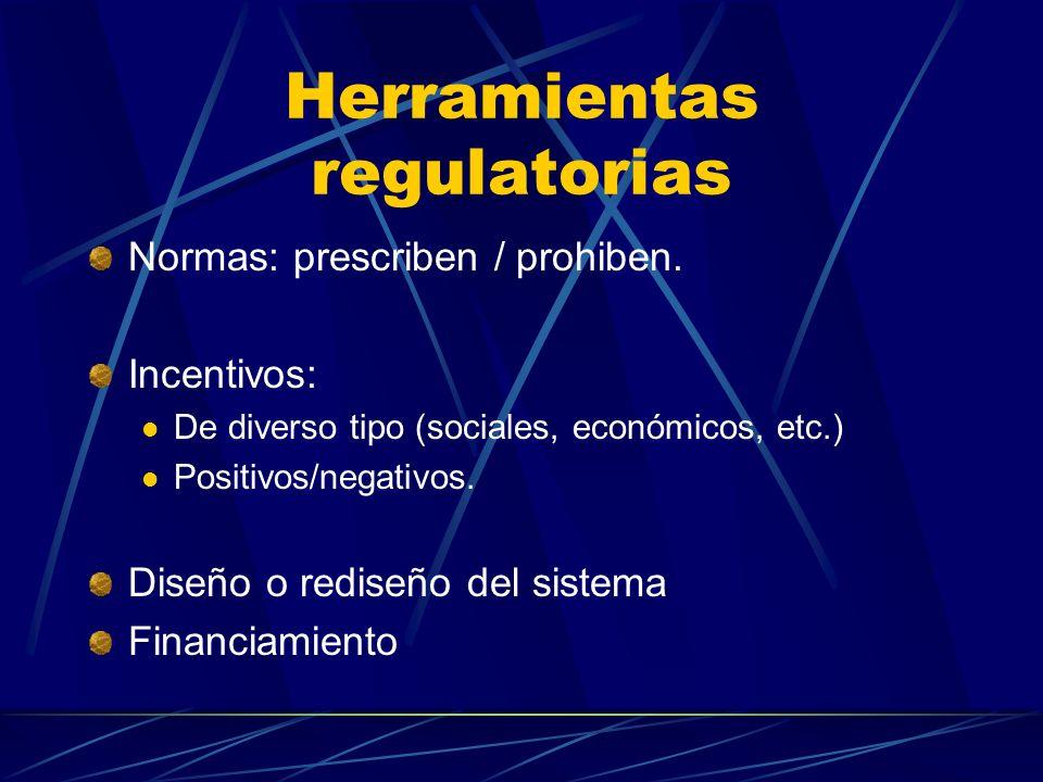 Agencia regulatoria - Usuarios ¿En qué medida queda amparado el interés de los usuarios? ¿Qué canales abre la regulación a la participación ciudadana?