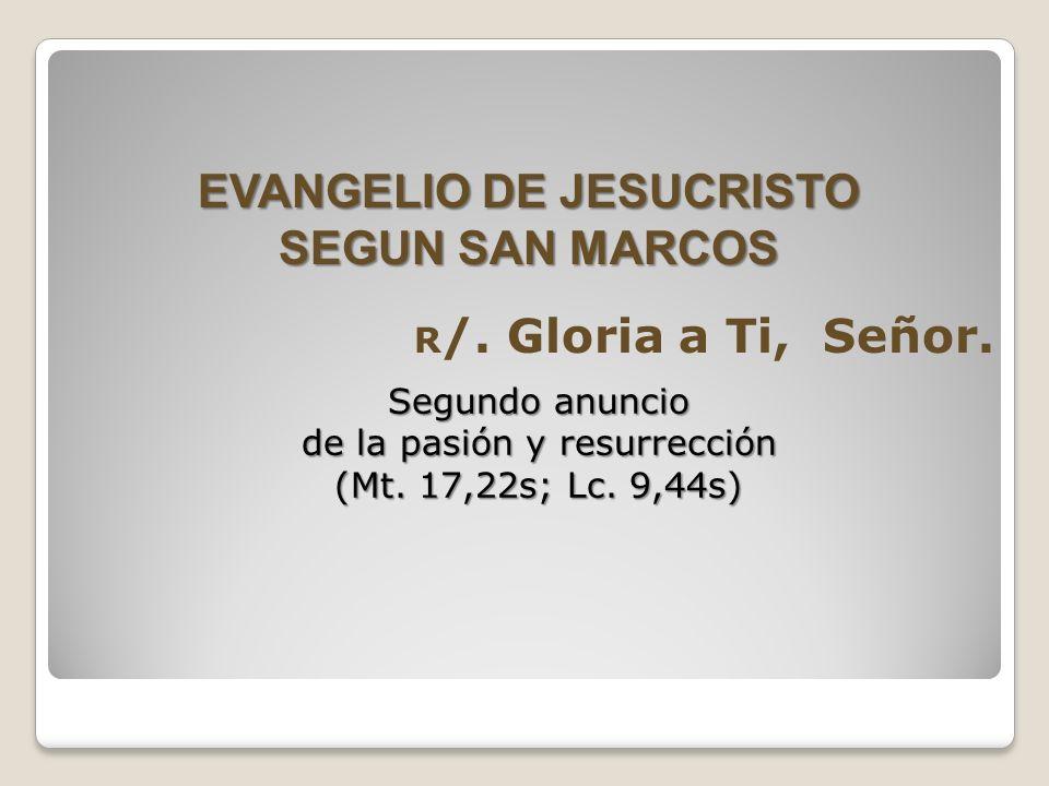 « « Quien reciba a uno de estos niños » en mi nombre, a mí me recibe »EVANGELIO: Mc. 9, 30-37