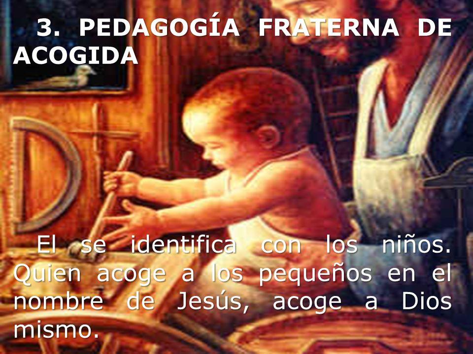 2. PEDAGOGIA DE LA HUMILDAD COMO SERVICIO DE LOS SENCILLOS Mc. 9,34-37: Servir, en vez de mandar. Es un siervo inútil. (cf. Lc 17,10). Es un siervo in