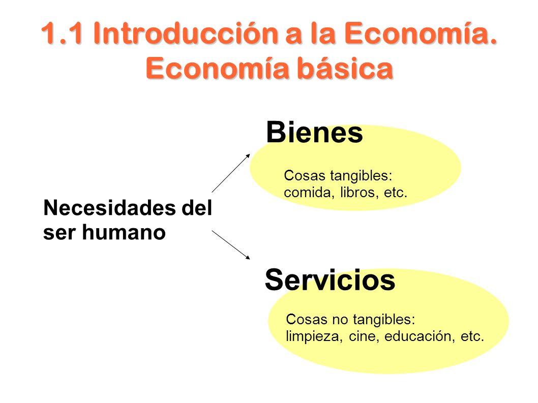 Para conseguir bienes o servicios...TRUEQUE Una persona cambia un bien o servicio por otro.