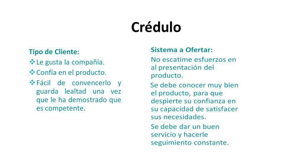 Crédulo