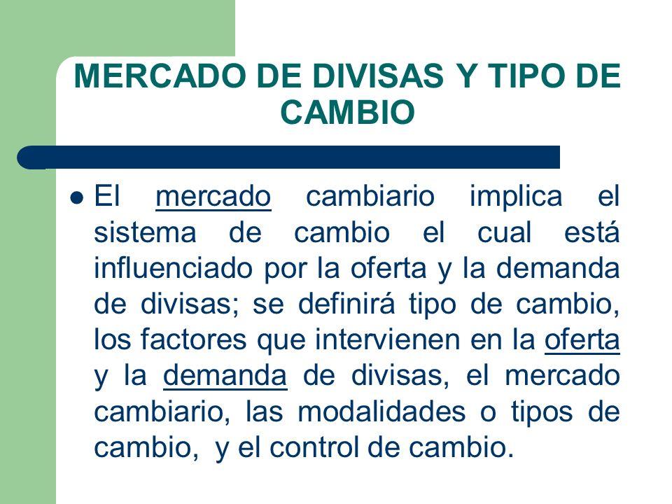 PARTICIPANTES DEL MERCADO Individuos Empresas Cuasi- bancos