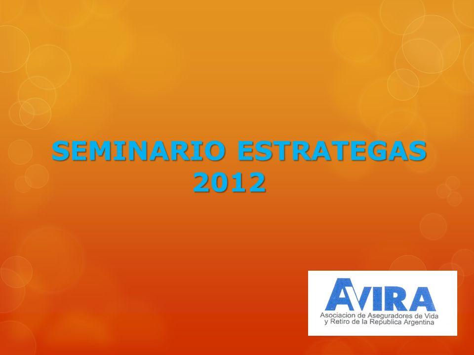 SEMINARIO ESTRATEGAS 2012