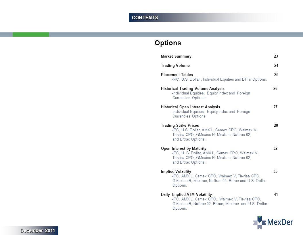 9 INTERÉS ABIERTO POR SERIE / OPEN INTEREST BY MATURITY Futuros Financieros / Financial Futures * Fuente: Asigna Compensación y Liquidación / Source: Clearing House Asigna Compensación y Liquidación.