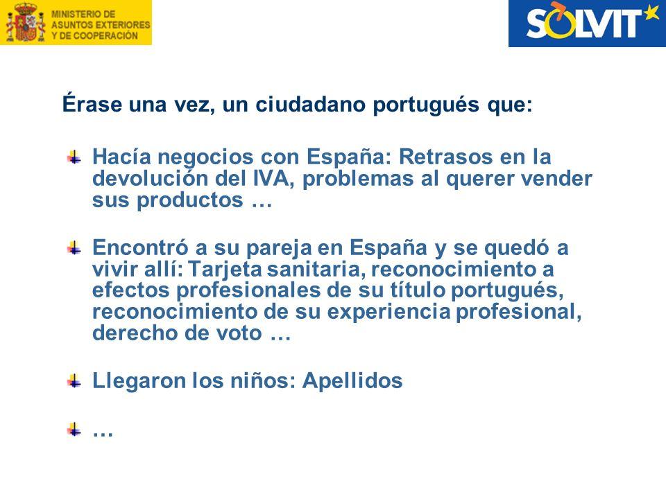 Hacía negocios con España: Retrasos en la devolución del IVA, problemas al querer vender sus productos … Encontró a su pareja en España y se quedó a v
