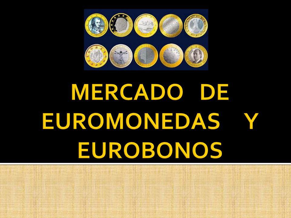 El tamaño del mercado de euromonedas en 1963 era de 7.000 millones de $.