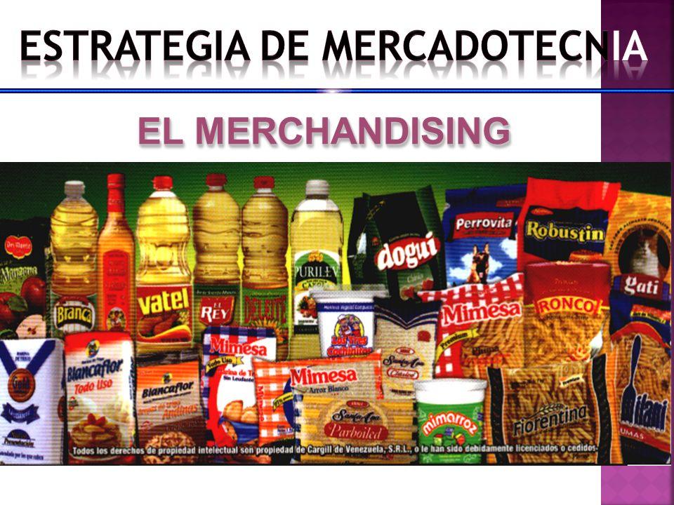 EL MERCHANDISING