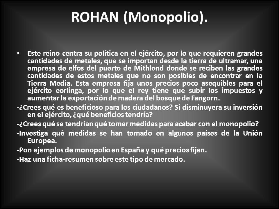 ROHAN (Monopolio).