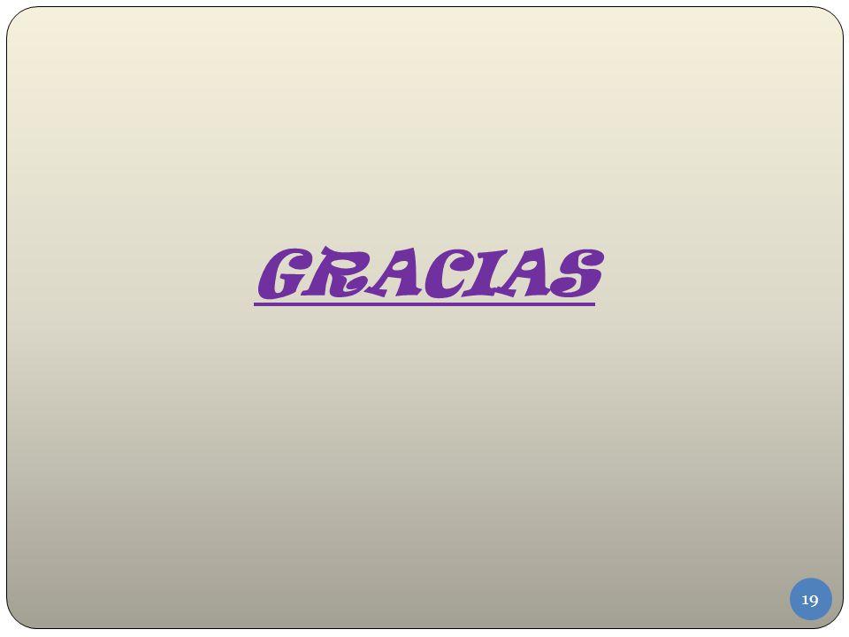 GRACIAS 19