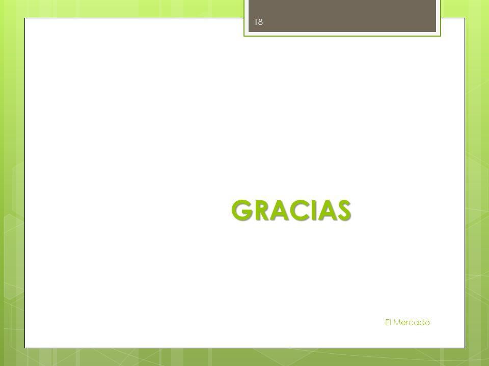 GRACIAS El Mercado 18