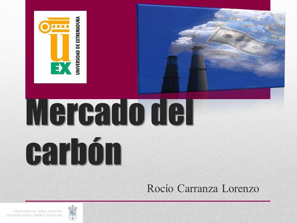 Mercado del carbón Rocío Carranza Lorenzo