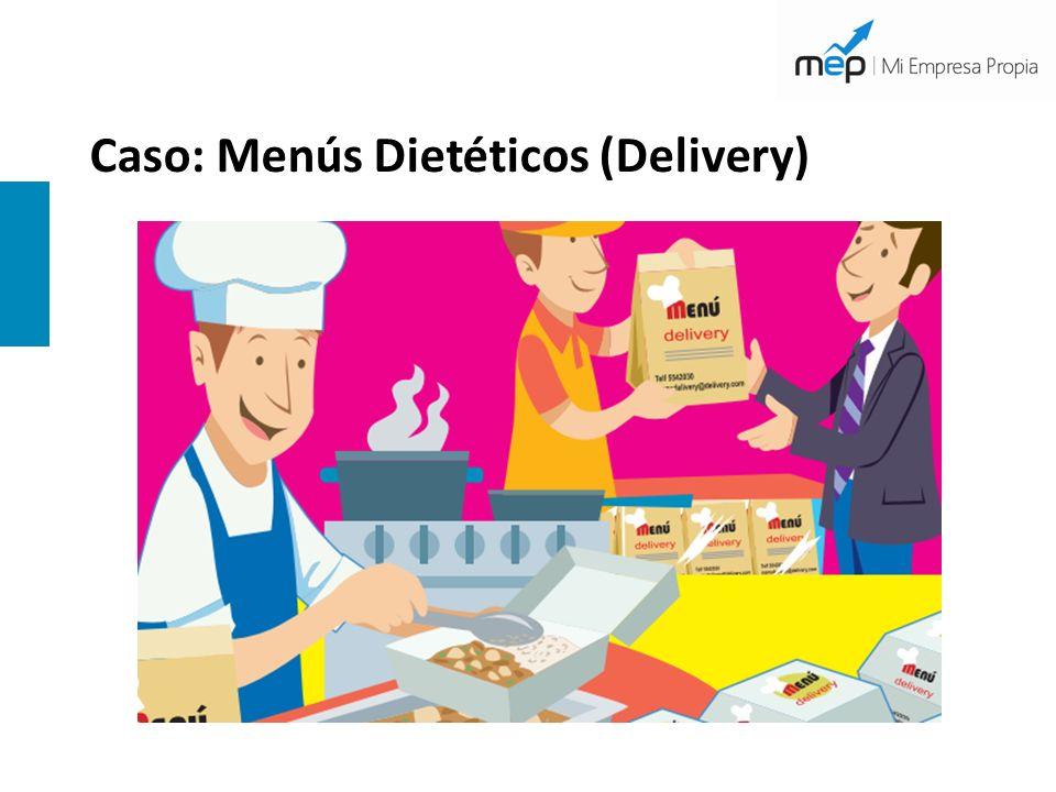 Caso: Menús Dietéticos (Delivery)