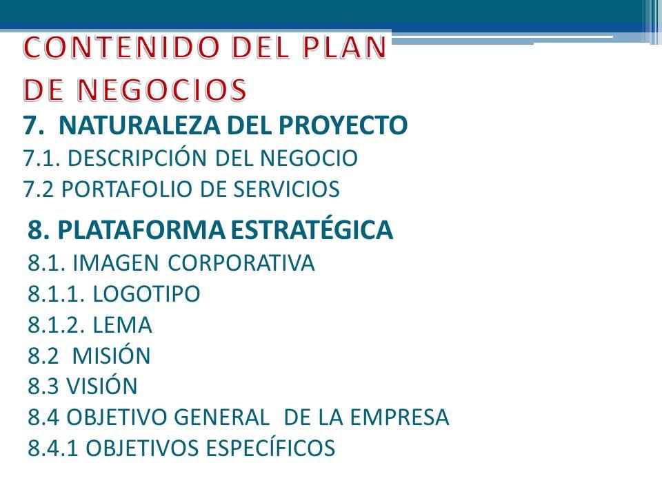 9.EL MERCADO 9.1. MERCADO OBJETIVO 9.2. ESTIMACIÓN DEL MERCADO POTENCIAL 9.3.