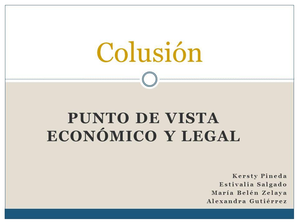 La prueba en la colusión Prueba en la Colusión Constituye uno de los aspectos mas complejos del derecho de competencia Programa de Clemencia