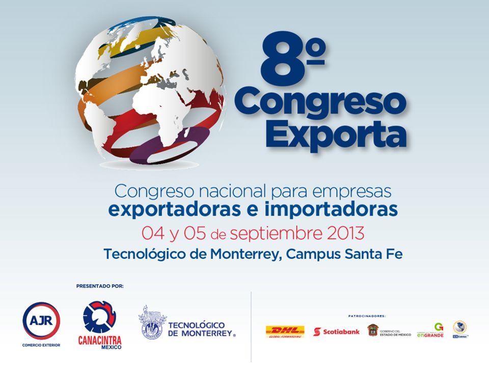 Carlos E. Trejo Participación Agroindustrial Exitosa en Ferias Internacionales.