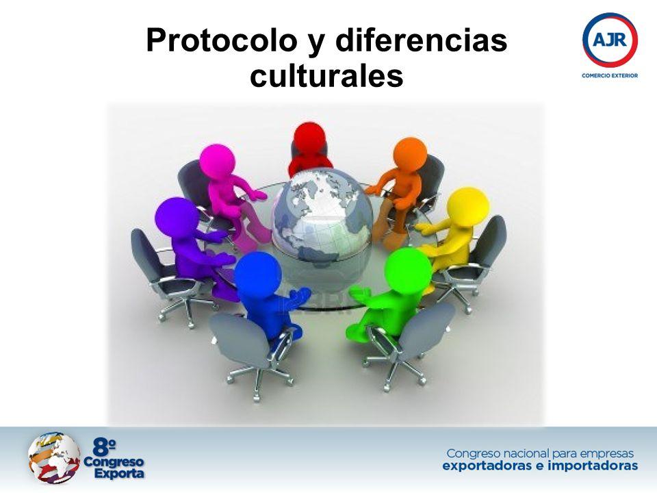 Protocolo y diferencias culturales