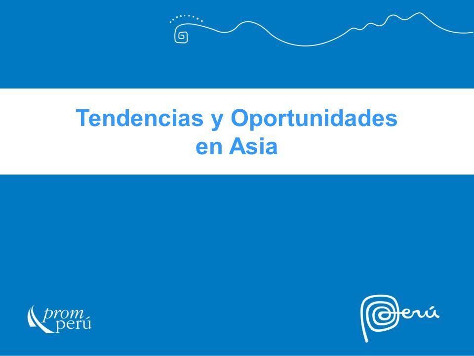 Tendencias y Oportunidades en Asia