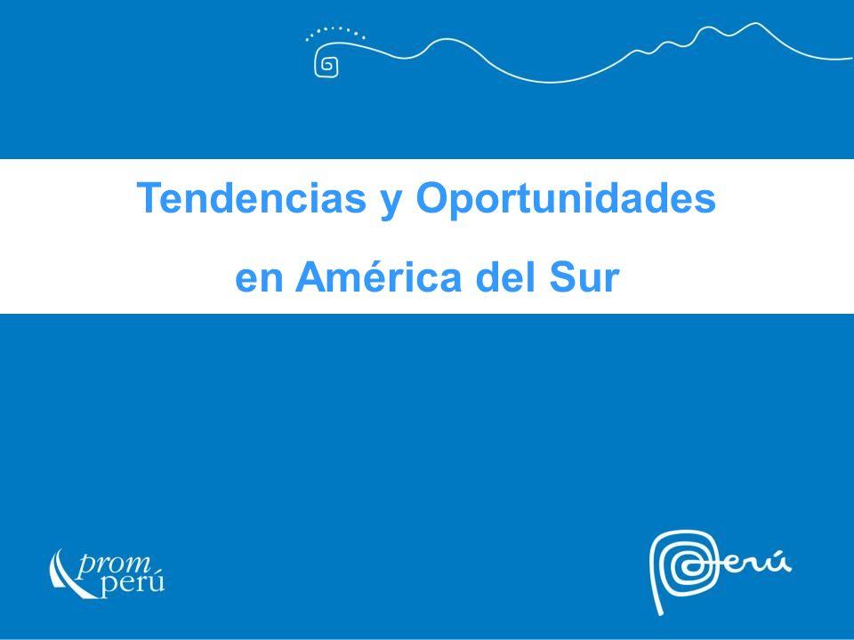 Tendencias y Oportunidades en América del Sur