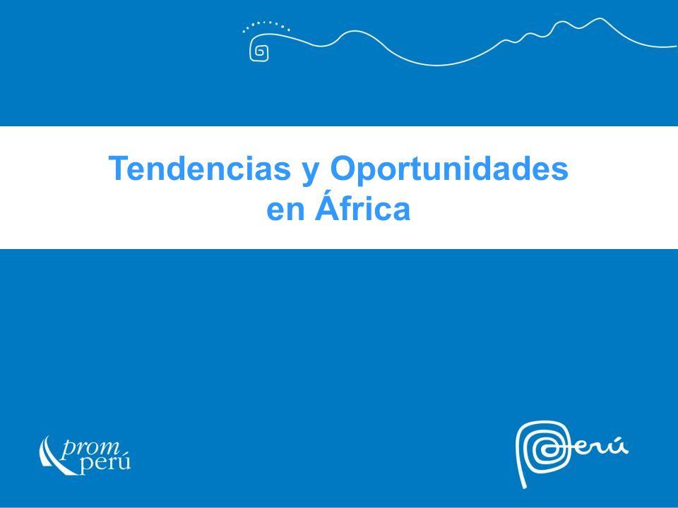 Tendencias y Oportunidades en África
