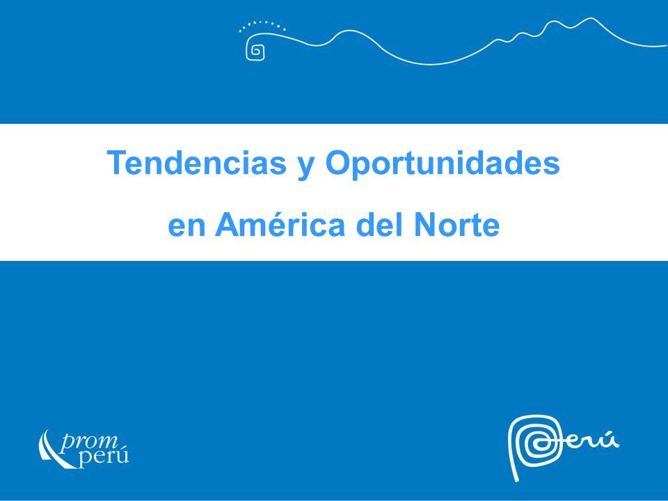 Tendencias y Oportunidades en América del Norte