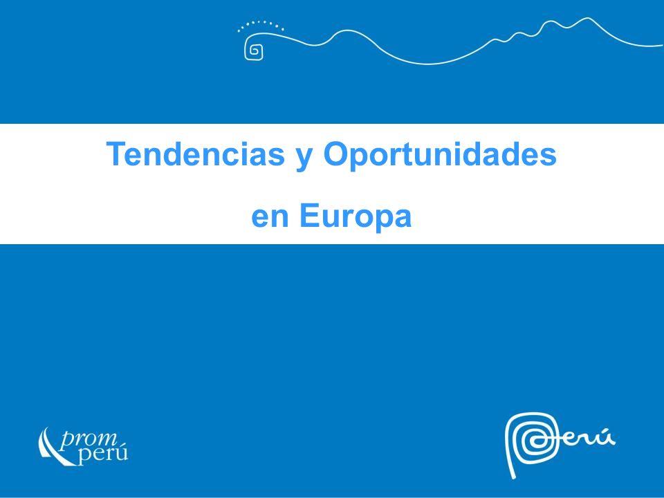 Tendencias y Oportunidades en Europa