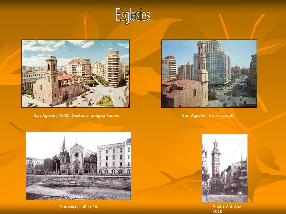 Vistas varias de Santos Juanes 1888 1947 Santa Catalina 1920 Santos Juanes y Lonja