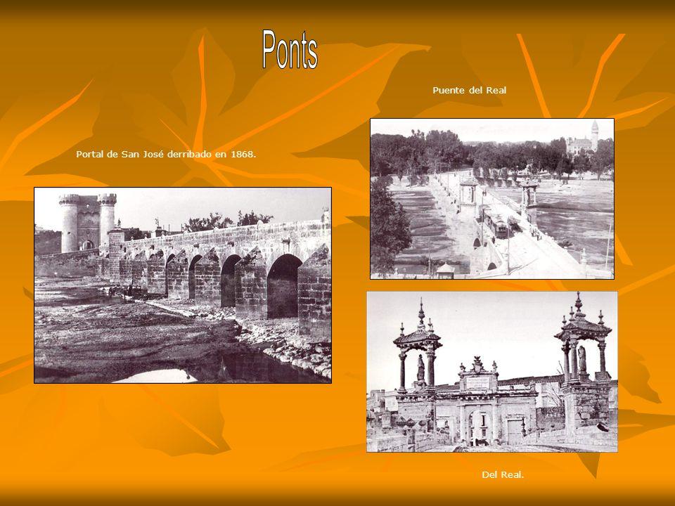 Puente del Mar antiguo S. XiX Del Mar 1888 Del Mar 1915