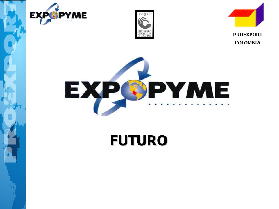PROEXPORT COLOMBIA FUTURO