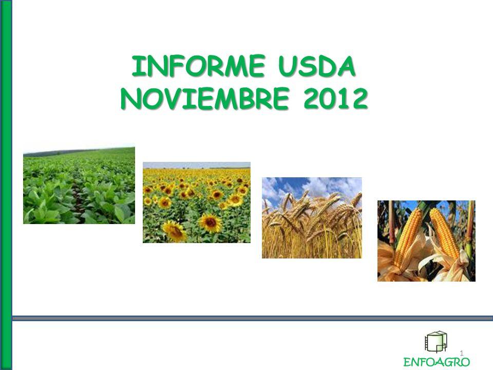 INFORME USDA NOVIEMBRE 2012 1