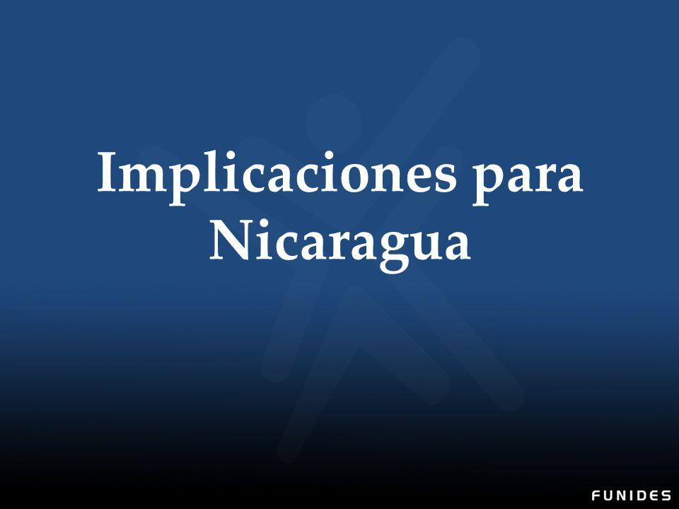 Implicaciones para Nicaragua