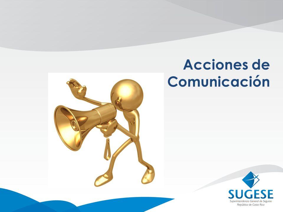 Acciones de Comunicación