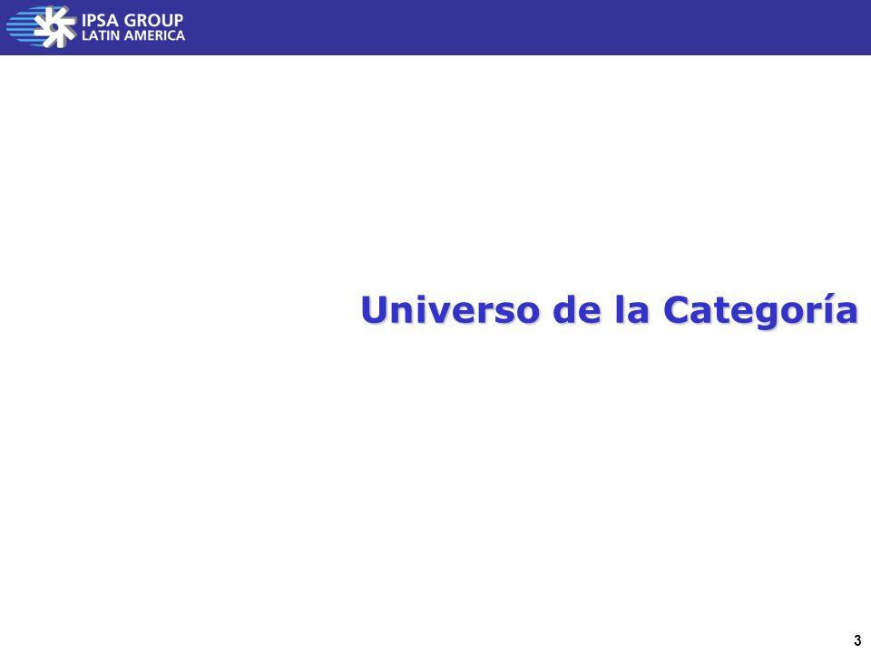 3 Universo de la Categoría