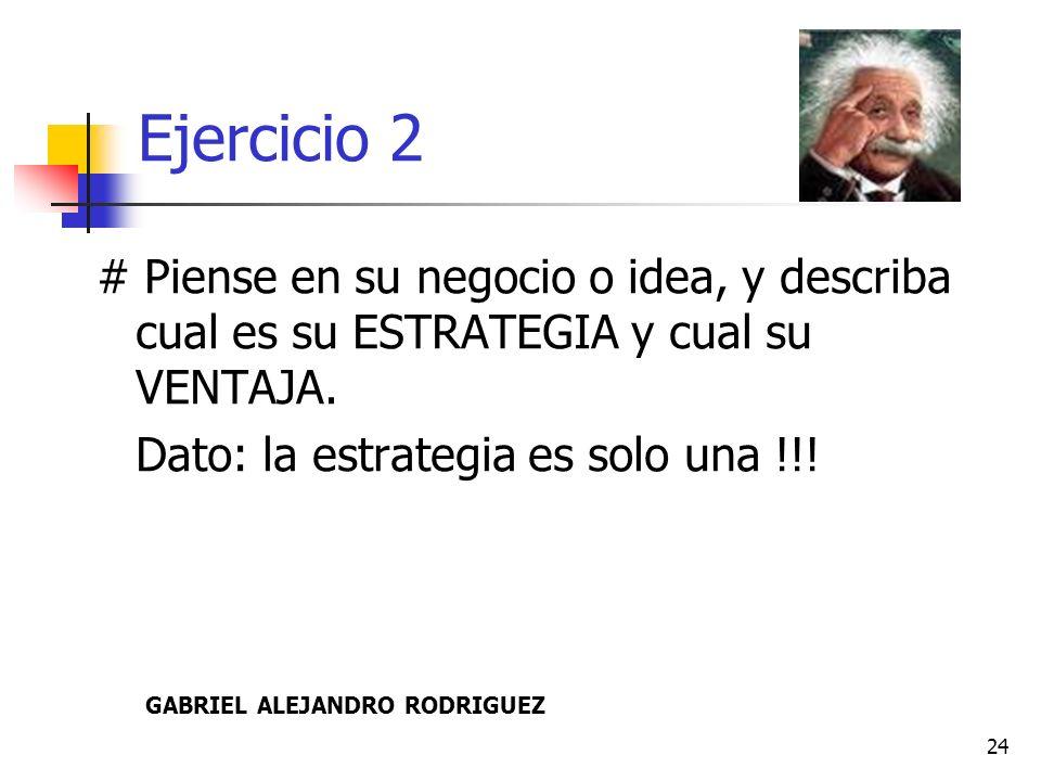 25 6.Coherencia estratégica Lo que he pensado y definido ¿lo hago.