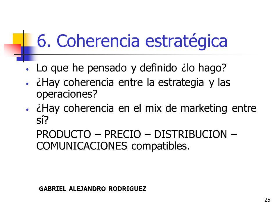 26 Canales de Distribución Debo elegir la forma de llegar a mis clientes potenciales (tipo de canal) DIRECTOS - INDIRECTOS Debo cubrir el mercado elegido (cobertura de mercado) INTENSIVA – SELECTIVA - EXCLUSIVA GABRIEL ALEJANDRO RODRIGUEZ