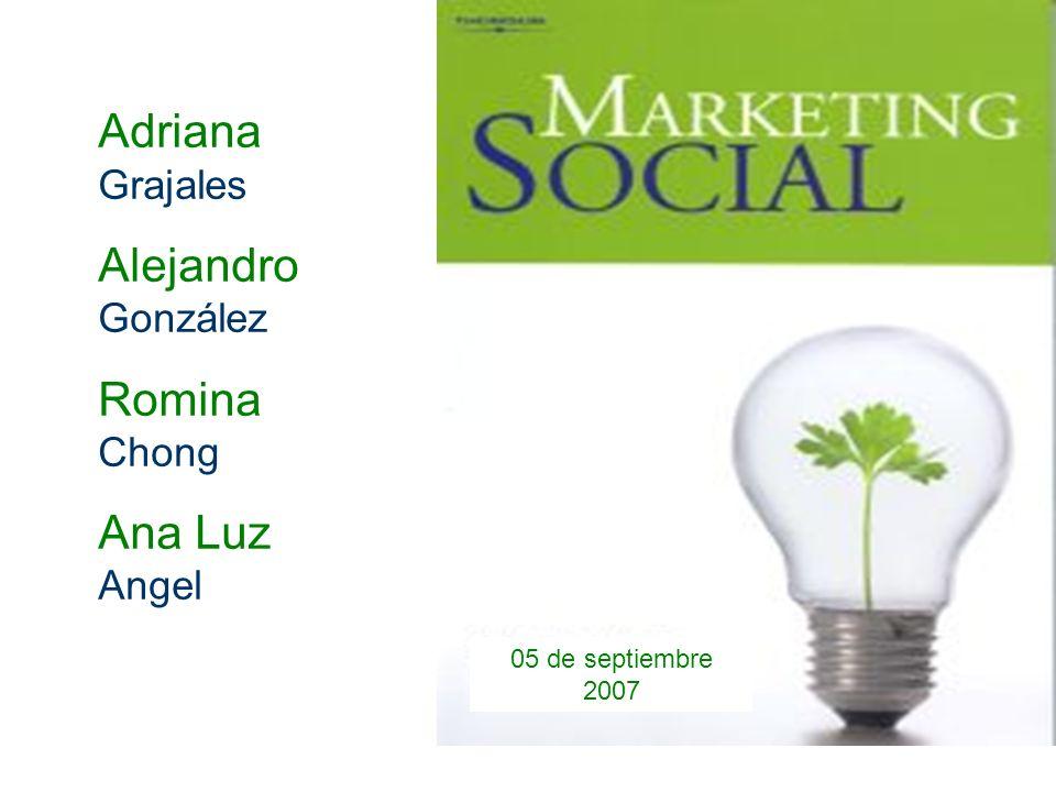 Capítulo 6 El mercado meta E l marketing social se responsabiliza en enlazar las necesidades sociales con las fuentes de recursos que se destinan a su satisfacción a fin de mejorar el nivel de vida de la población.