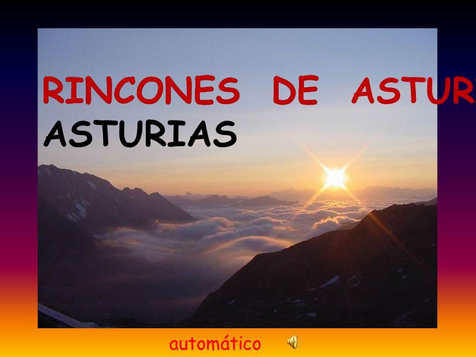 RINCONES DE ASTURIAS automático RINCONES DE ASTURIAS