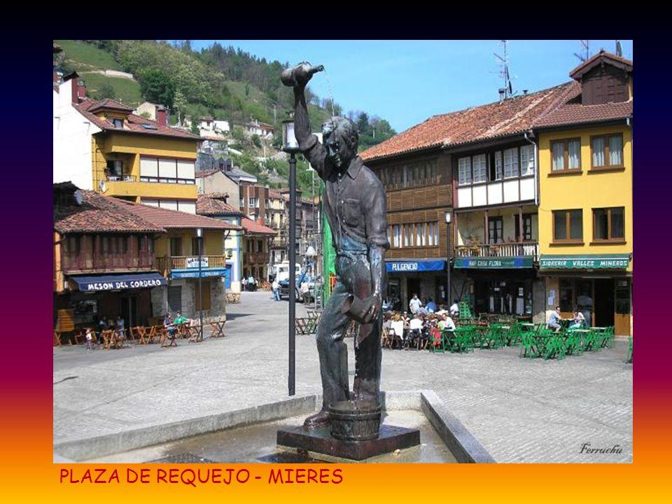 FERIA MUESTRAS - PUEBLO DE ASTURIAS