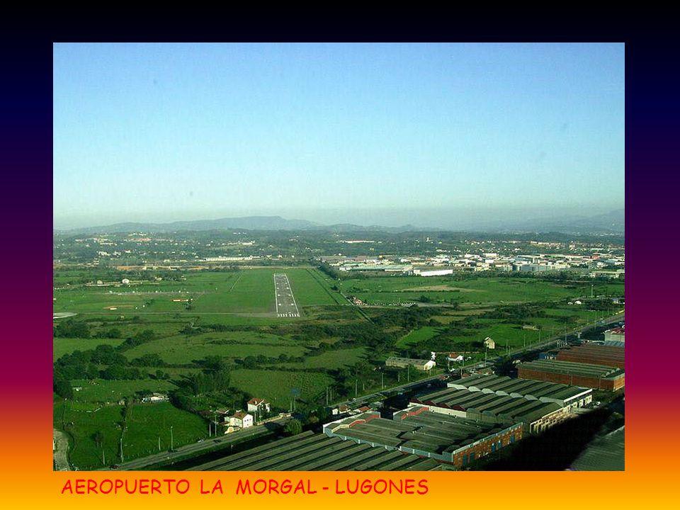 AEROPUERTO LA MORGAL - LUGONES