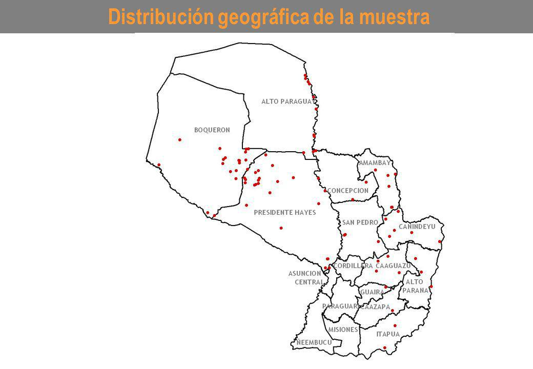 Material Predominante en el piso de las viviendas indígenas (%). Fuente: EHI 2008