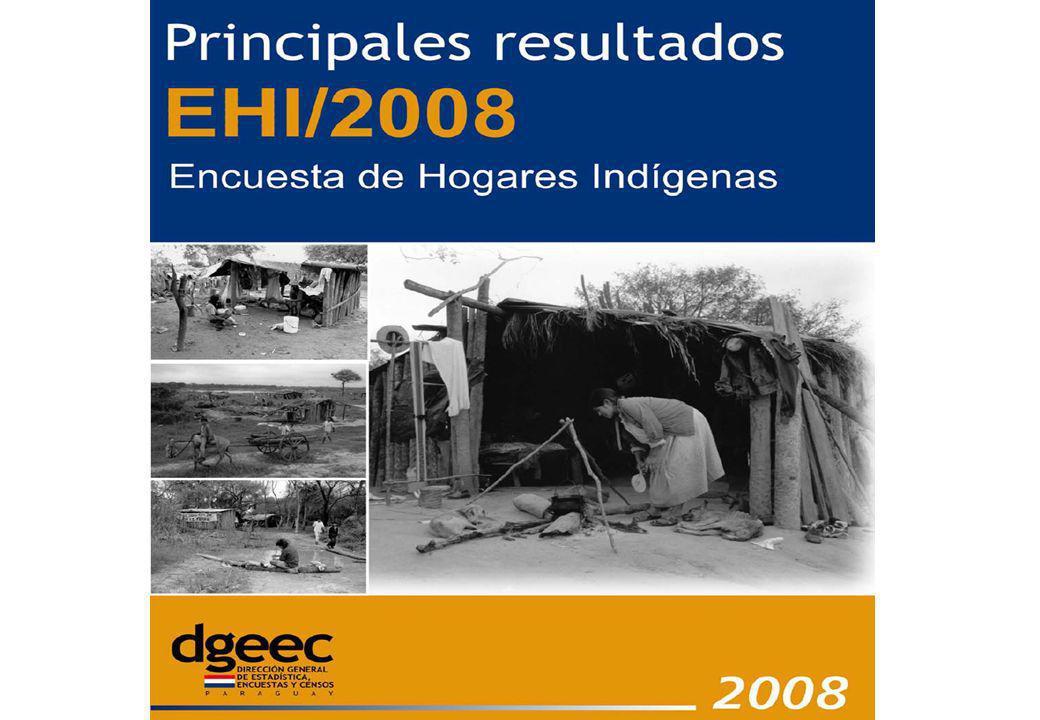 Población Indígena.